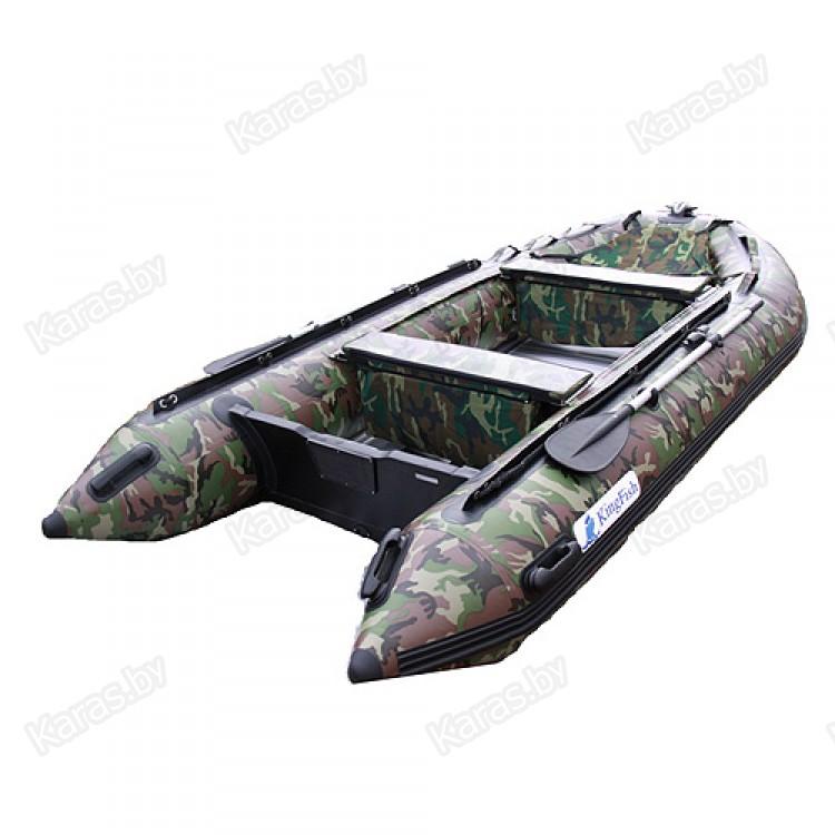 купить лодку кингфиш